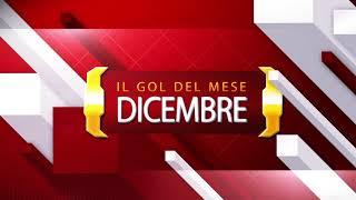 AC Perugia - Il Gol del Mese Decembre i Contendenti