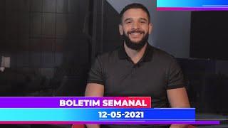 Boletim Semanal 12/05/2021