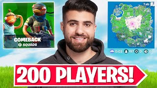 Epic's New Mode Just SAVED Fortnite....