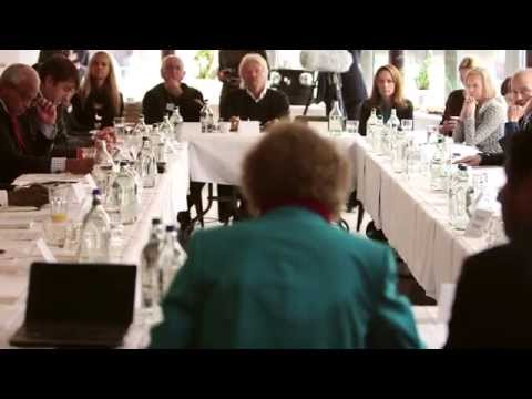 Post-2015 Agenda, High-Level Dialogue between Business and Civil Society Leaders (end remarks)
