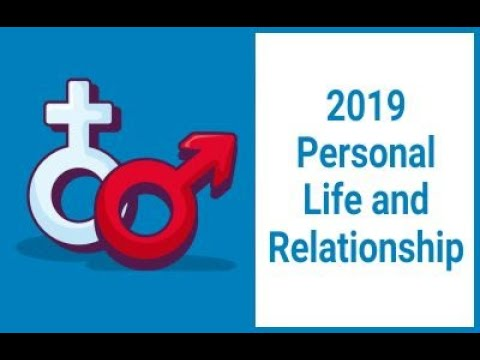 2019 Personal Life and Relationship