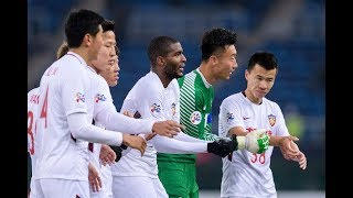 Tianjin Quanjian 3-0 Kitchee (AFC Champions League 2018: Group Stage)