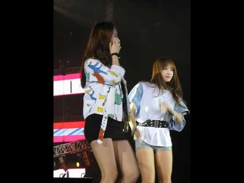 [fancam] 110823 f(x) Krystal - Pinocchio (Danger) @ KPOP Girls in Love LIVE in HK 2011