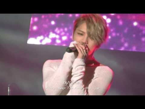 140104 I Have Nothing Jaejoong 1st Album Asia tour in Busan