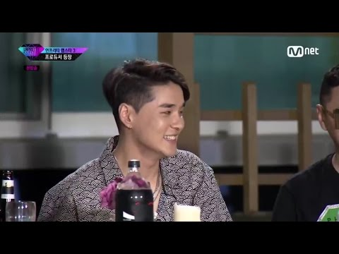 [Unpretty Rapstar 3 Ep. 6] The girls are fangirling over Dean