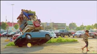 TOP 10 Funniest Just For Laughs Gags: Crazy Cop Jumps into Puddles! | Part 25