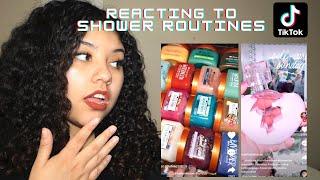 HYGIENE & SHOWER ROUTINES ON TIK TOK🤩🛁 (Tik Tok Shower Compilation)