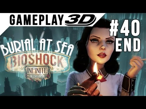 BioShock: Infinite #040 3D Gameplay Walkthrough SBS Side by Side (3DTV Games)