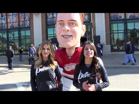 Fox Sports Detroit April In The D Video 12