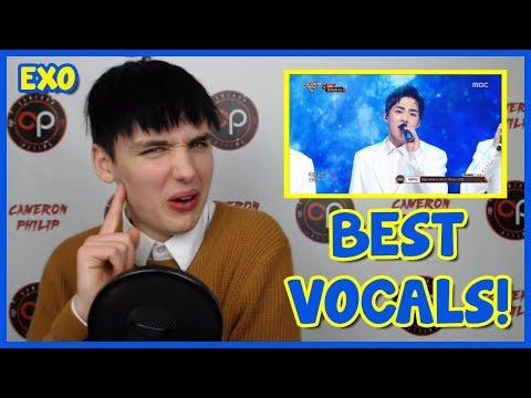EXO - UNIVERSE / KO KO BOP - MBC MUSIC FESTIVAL REACTION [VOCALS]