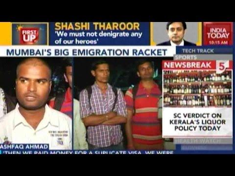 Mumbai's Biggest Emigration Racket