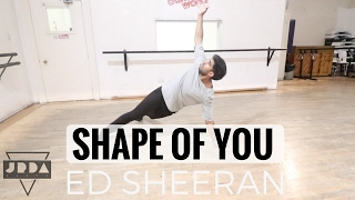 Shape Of You | Ed Sheeran | DANCE cover | @jeyaRaveendran Choreography