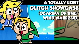 A TOTALLY Legit GLITCH SHOWCASE of the WWHD/OOT Speedruns