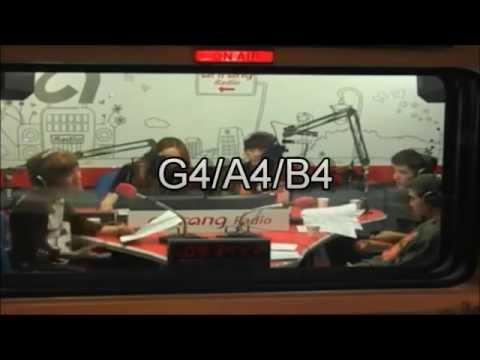 EXO 첸/김종대 Chen (Kim Jongdae) - Vocal Range 음역대 E2 ~ Bb5