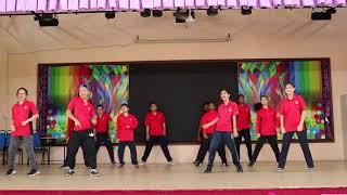 Taylor Swift - Shake It Off | Zumba Ting 6 SMKTT Ampang 2018