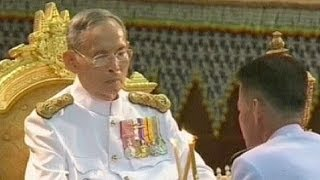 Thailand celebrates coronation of King Bhumibol crowned 64 years ago