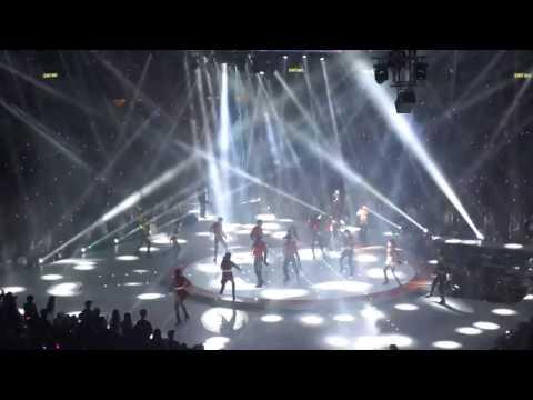 Dance medley(喜喜+跑步機上+隆重登場+加大力度)@容祖兒1314演唱會 (20140106)