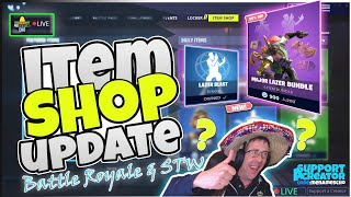 💥MenamesCho's LIVE 🔵 ITEM SHOP UPDATE ⚡ COUNTDOWN 🕐 Fortnite Battle Royale - 22nd August 2019