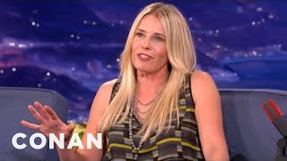 Chelsea Handler Is A Very Sexual Person - CONAN on TBS