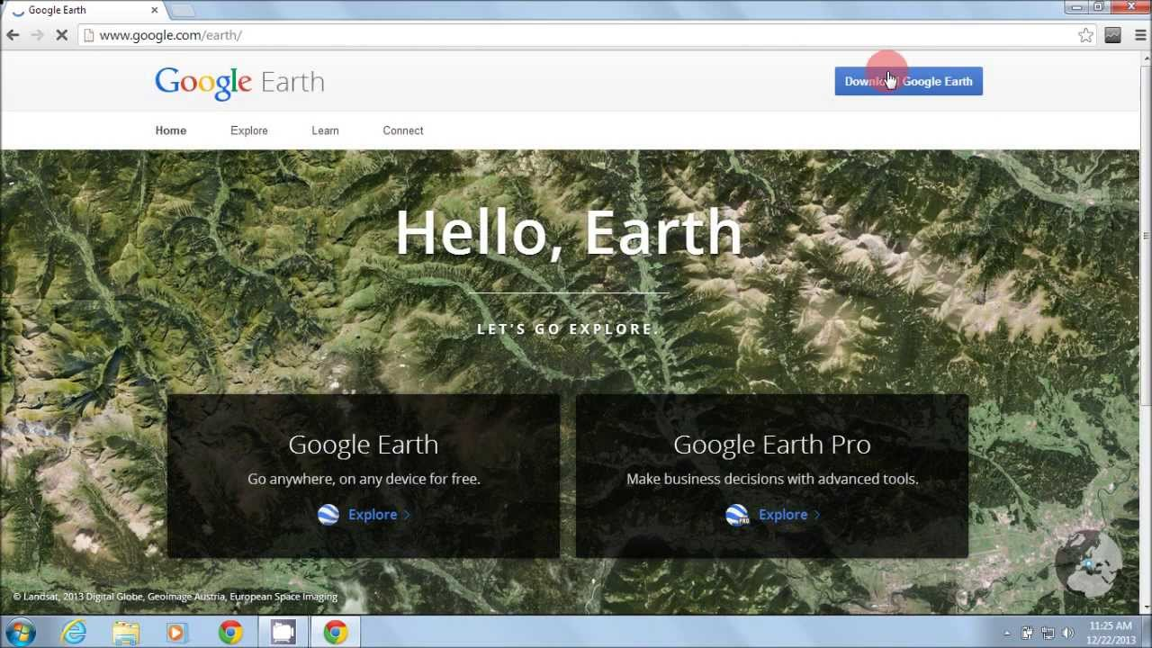 google-plugin-earth-download