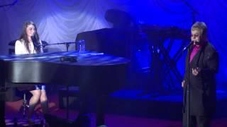 Sara Bareilles and Sir Elton John - Gravity (Duet)