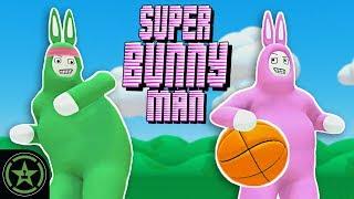 Juicy Neck Snaps - Super Bunny Man | Let's Play