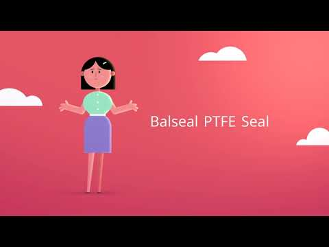 Ultra Seal : Balseal PTFE Seal