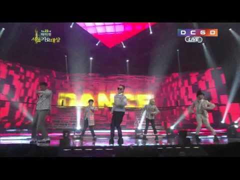 Bad Boy & Fantastic Baby @ Seoul Music Awards 130131