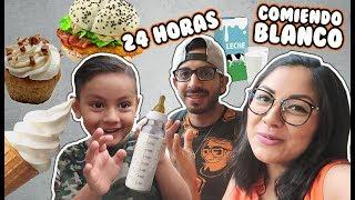 24 Horas Comiendo Blanco   Family Juega