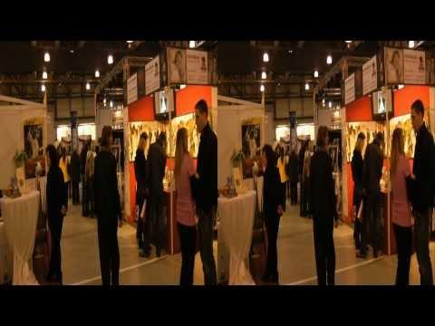 Hochzeitsmesse Dresden 2011 (Wedding Fair) Tour2- Impressionen by www.3dhochzeitsvideo.de