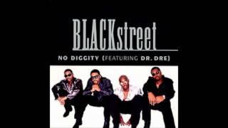 No Diggity - Blackstreet ft. Dr Dre (Best Quality)