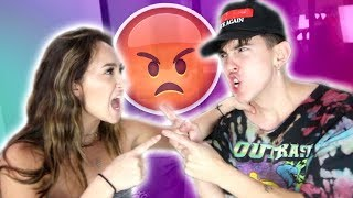 WHY MY ROOMMATE MADE ME SO MAD!!