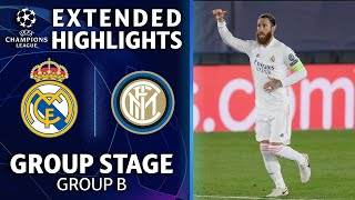 Real Madrid vs. Inter Milan: Extended Highlights | UCL on CBS Sports
