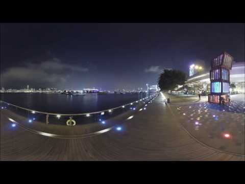 8K 3D Stereoscopic by Parallax HK