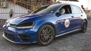 Hellcat DESTROYER - VW Golf SMASHES Big V8's