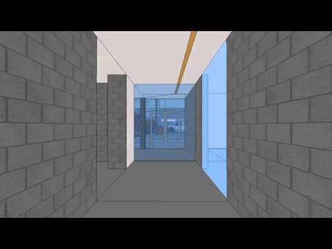 2013 11 21 Halton Hills Flythrough Animation