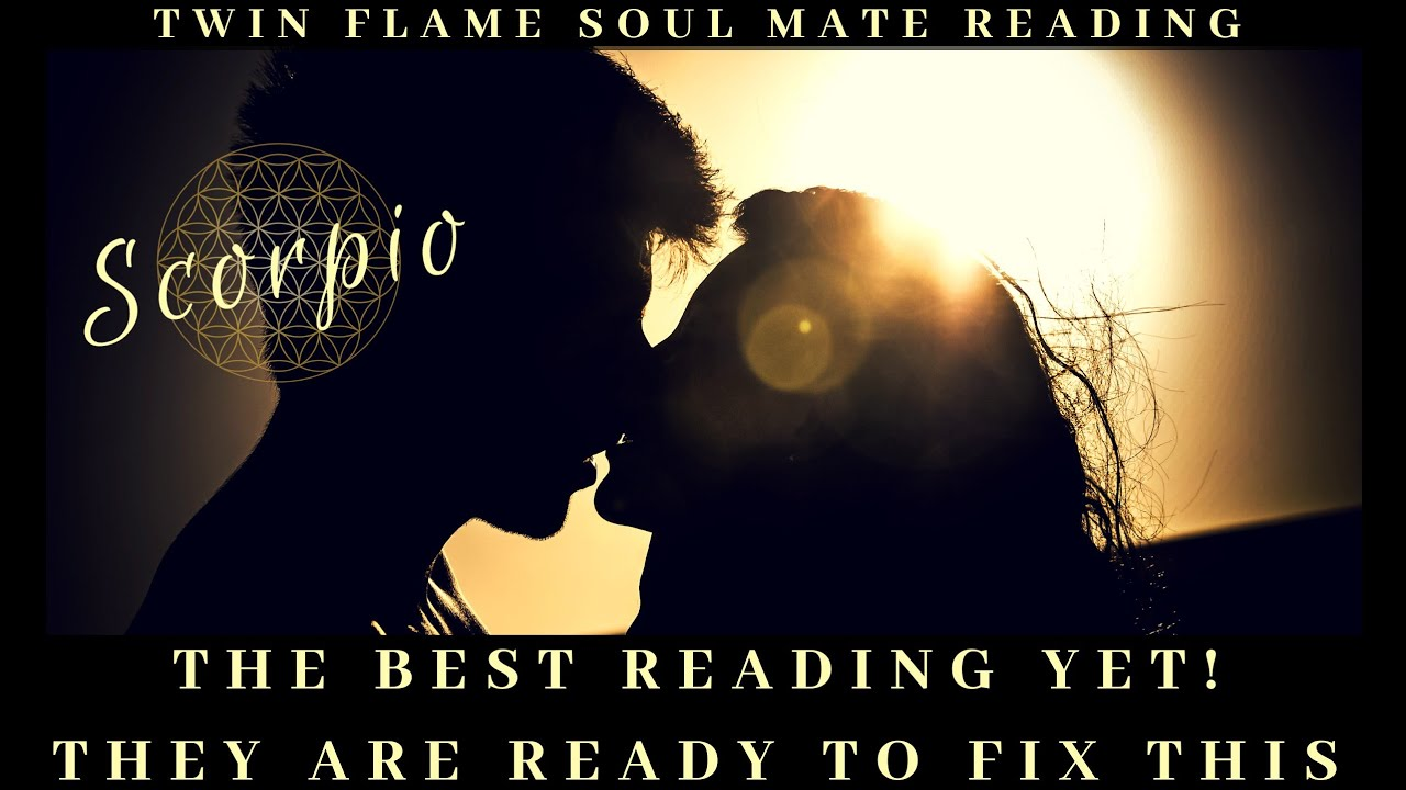 Scorpio ~ Best Reading Yet! They Are Ready To Fix This! Timeless Love  Reading