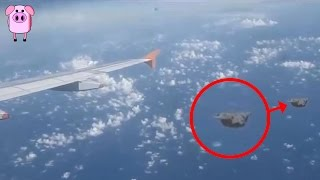 10 Jaw-Dropping UFO Sightings Caught On Camera