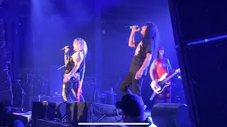 Steel Panther & Anthrax - Journey Cover - Don't Stop Believin - Rockfest Wi 2021