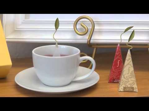 Whole Leaf Tea Sachet Favors