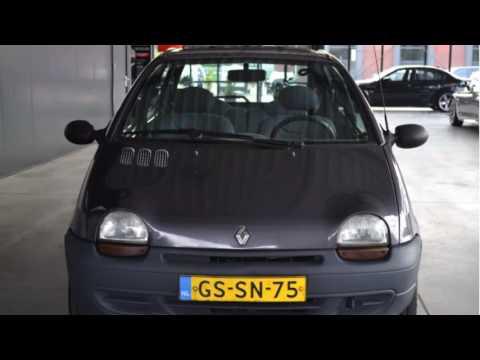 Renault Twingo 1.2 COMFORT APK tot 09-2017 Inruil mogelijk