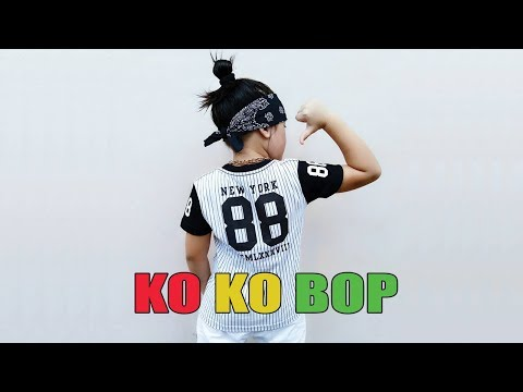 KO KO BOP - EXO Dance Cover by NHIKZY CALMA Choreography by Kasper X Mihawk Back