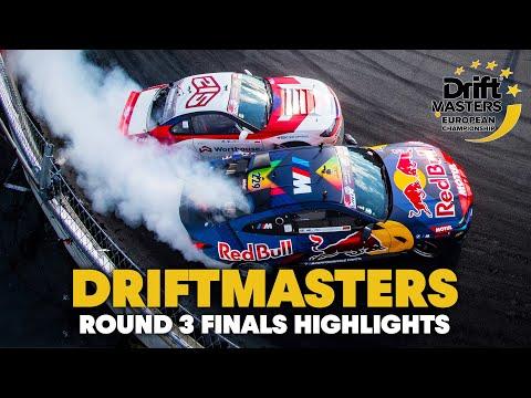 2021 Drift Masters European Championship: Round 3 Finals Highlights
