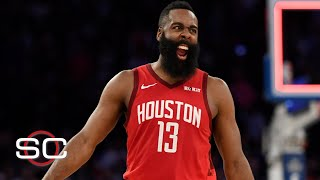 James Harden's top 10 moments with the Houston Rockets | SportsCenter