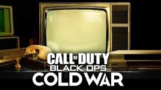 FIRST BLACK OPS COLD WAR EASTER EGG SOLVED! (Mystery Box EXPLAINED)