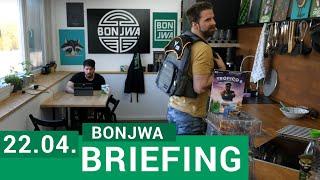 Bonjwa Fight Night Starcraft 2, Borderlands 3 mit Jens und Hauke & Matteo ruft in Albanien an