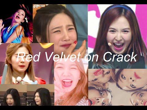 Red Velvet on Crack #1