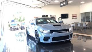 TAKING DELIVERY OF MY NEW 2021 CHARGER HELLCAT REDEYE !
