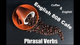 Phrasal verbs with UP, Learn English Phrasal Verbs