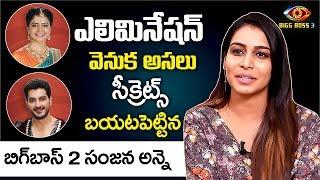 Bigg Boss 2 Sanjana about Ali Reza- Bigg Boss 3 Telugu..